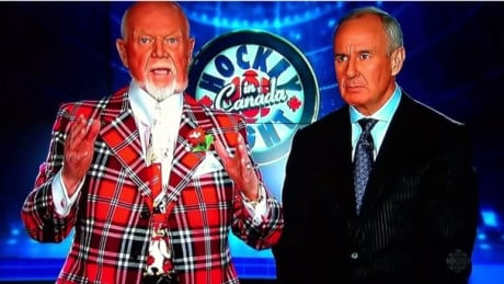 File Under 'Huh?': Don Cherry Says 'never Mind The Concussions'