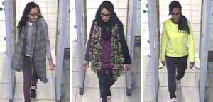 Britain Syria Missing Girls