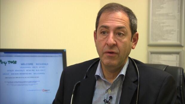 Dr. Benjamin Burko allergy clinic montreal Children's Hospital