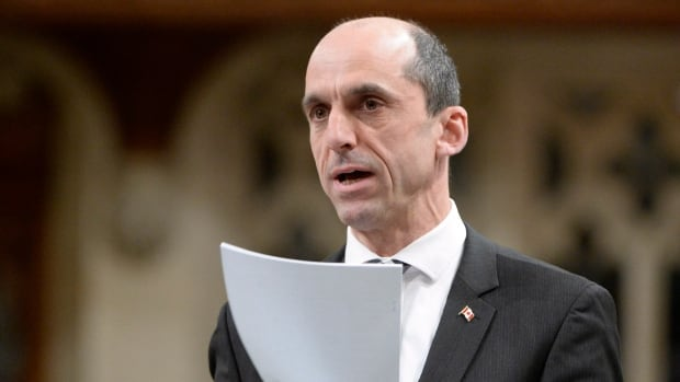 Public Safety Minister Steven Blaney's proposed anti-terrorism legislation, bill C-51, has come under fire by more than 100 Canadian academics. They're urging the government to drastically alter C-51, arguing it is too broad and doesn't come with safeguards to protect Canadians' privacy rights.