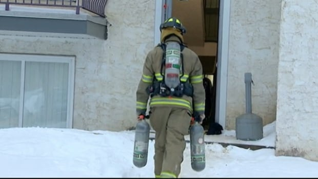 Fort McMurray apartment