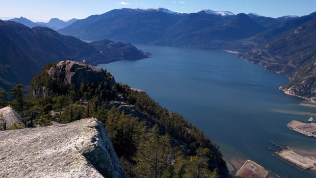 Squamish residents are angry that a film production company is filming in the popular Stawamus Chief Provincial Park for two weeks.