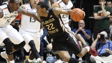 Florida St Miami Basketball