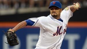 Blue Jays sign pitcher Johan Santana to minor-league deal