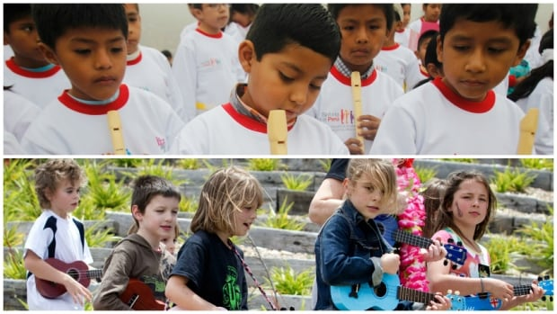 Choose a side in the great ukulele vs. recorder debate! Vote in the poll below.