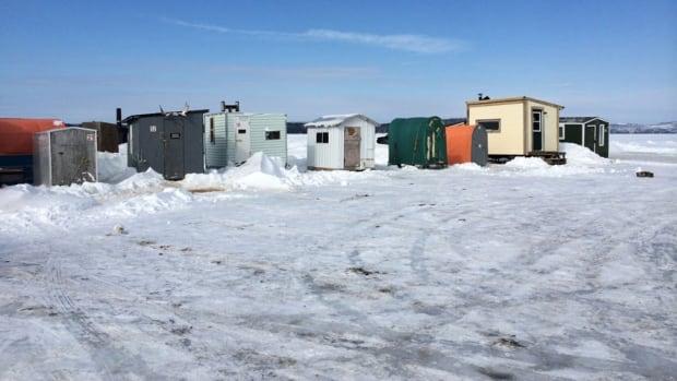 Rothesay fishing shacks burned in friday night incidents for Ice fishing at night