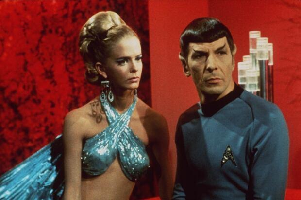 leonard nimoy_20010706_02600 Star Trek 1994