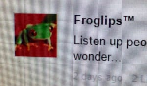 Froglips, anonymous commenter on CBC