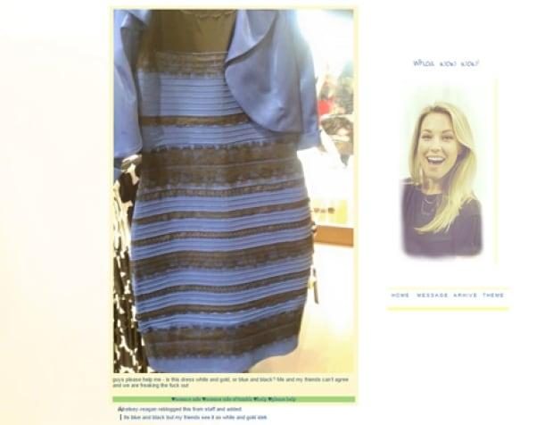 The Dress Tumblr