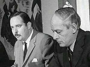 Jacques Parizeau and René Lévesque