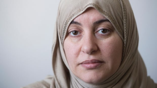 When Rania El-Alloul refused to remove her hijab in court, Judge Eliana Marengo refused to hear her testimony.