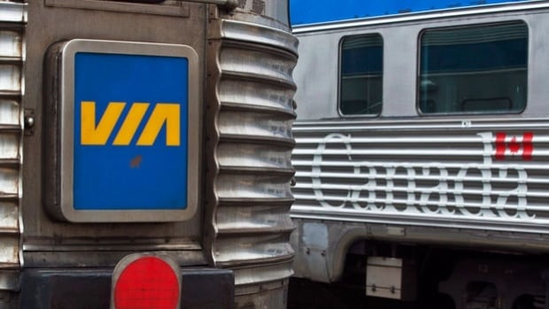 Via Rail is considering a morning train from Toronto to Waterloo Region, according to the company's CEO.