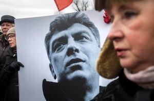Boris Nemtsov dead