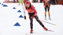 Zina Kocher earns Canada's 2nd silver at IBU Cup