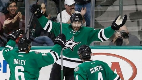 Erik Cole Traded From Stars To Red Wings