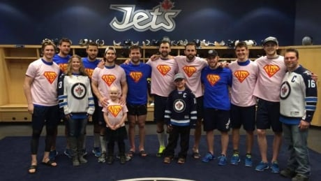 Alyx Delaloye, Cancer-fighting Girl, Thanks Jets Fans, Meets Team
