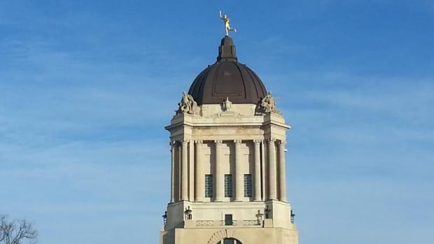 The Manitoba government is considering making the Legislative Building more accessible for people with disabilities.