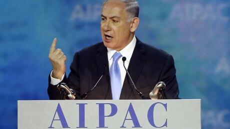 Netanyahu AIPAC