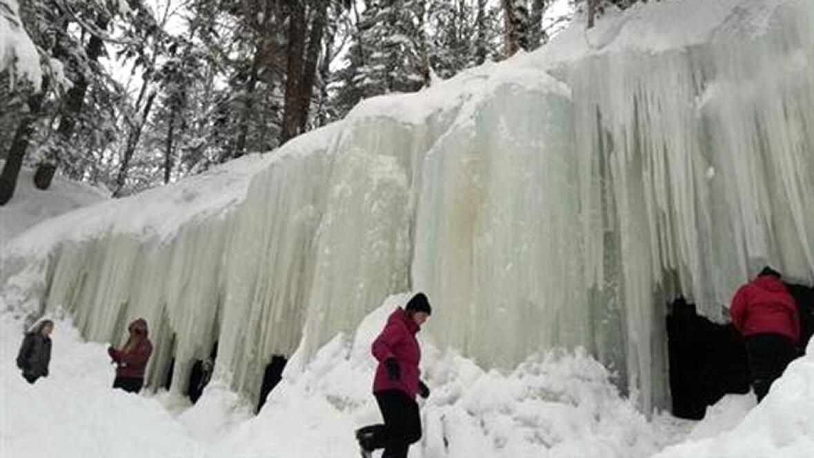 Midland Ice Caves draw...