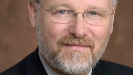 Conservative MP James Lunney