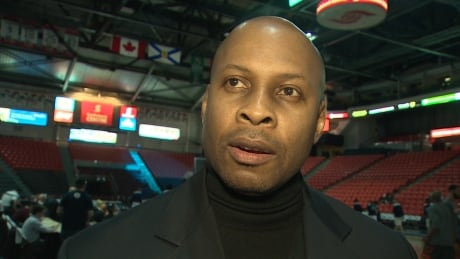 Andre Levingston started the Rainmen and has been the driving force.