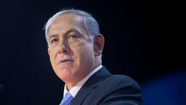 Isreali Prime Minister Benjamin Netanyahu is urging right-wing Israelis to back his Likud party in his bid for a fourth term in office.