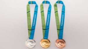 Pan Am Games medals unveiled in Toronto