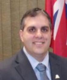 Mayor Mark Figliomeni, Township of Schreiber