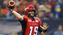 Bo Levi Mitchell signs contract extension with Stampeders through 2018