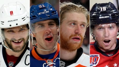 Who Will Win The NHL Scoring Title?