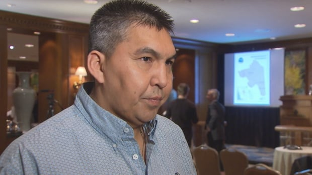 Chief Marvin Yahey of the Blueberry River First Nations said talks with the government have been 'disappointing' and don't add up to meaningful consultation.