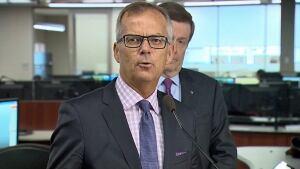 Toronto Hydro CEO Anthony Haines