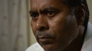 Father of India victim