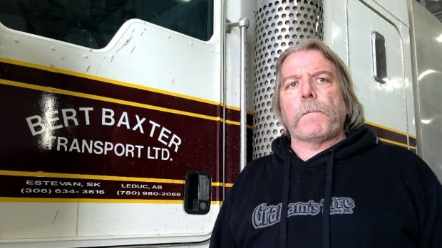 Hours have been cut back at Bert Baxter Transport, says Darryl Shirley.