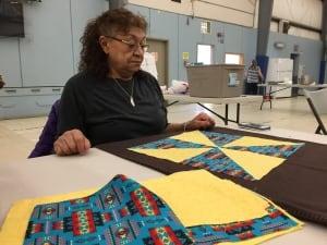 Métis elder Yvonne McCallum of Conklin, Alta.