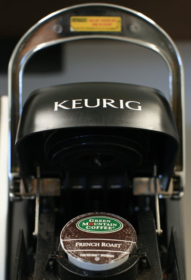 Non K Cup Coffee Maker : K-Cup inventor regrets creating non-recyclable Keurig coffee pod - Home As It Happens CBC Radio