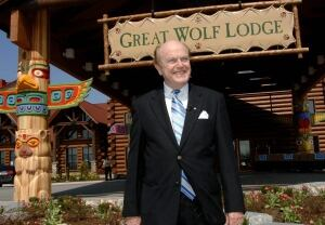 CCN-GREAT WOLF LODGE NIAGARA FALLS GRAND OPENING