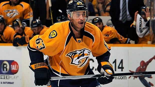 Predators forward Mike Ribeiro is being sued by a former nanny for allegedly assaulting her in 2012.