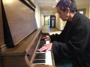 Ryan Arcand piano
