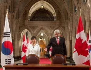 Canada Korea 20140922