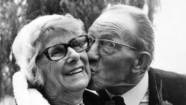 Mr and Mrs Gainsbury