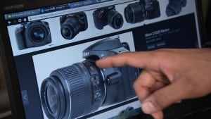 Shah's camera