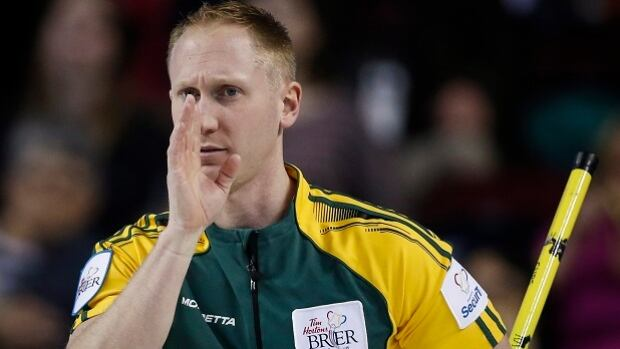 "Olympic champion Brad Jacobs is among the skips who has pledged not to use brooms with so-called ""directional fabric."""