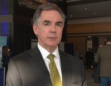 Jim Prentice in Ottawa