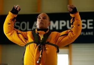 Bertrand Piccard-Solar Impulse