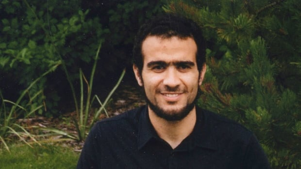 Former Guantanamo Bay prisoner Omar Khadr, shown in this undated image from Bowden Institution, in Innisfail, Alta., is applying for bail while he appeals his U.S. conviction on war crimes.