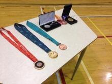 Huot Medals