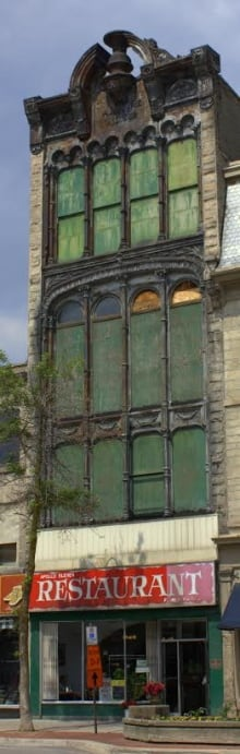 Guelph Petrie Building