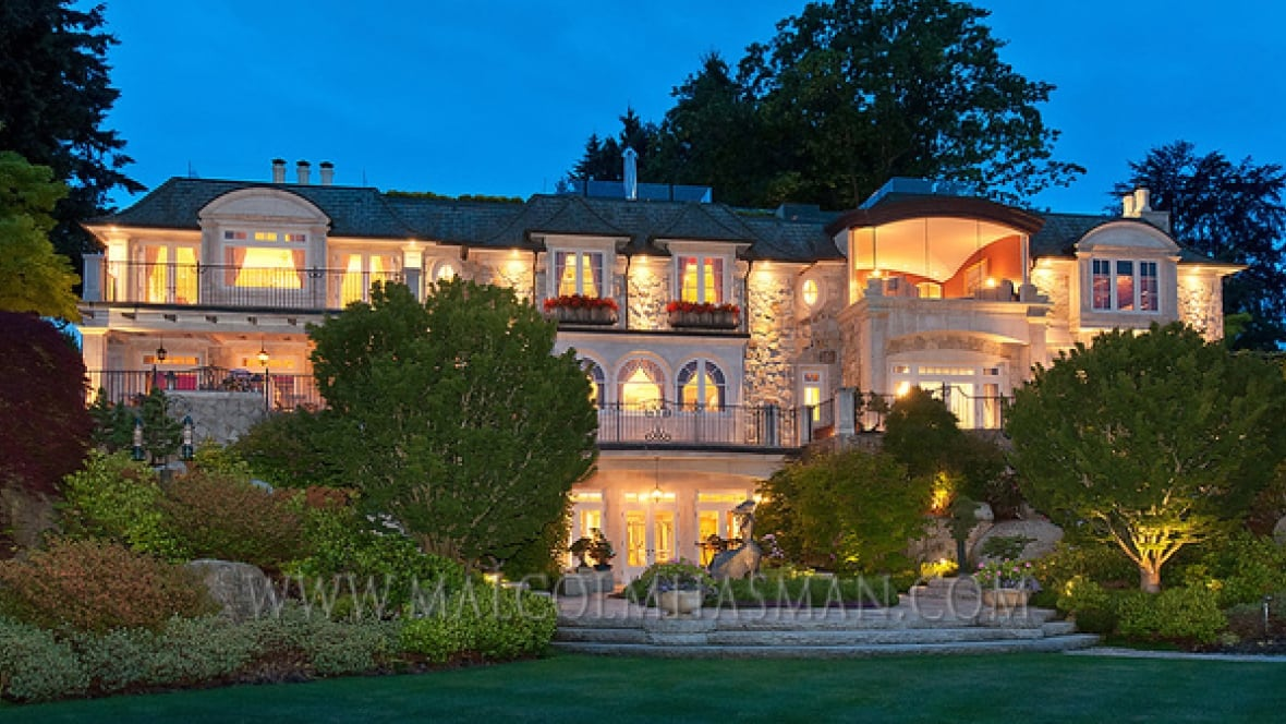 Vancouver mansion sells for more than 51m british columbia cbc news for Villa de luxe canada