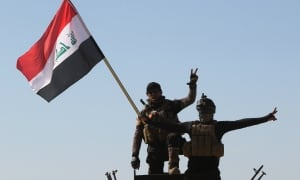 ISIS Tikrit offensive
